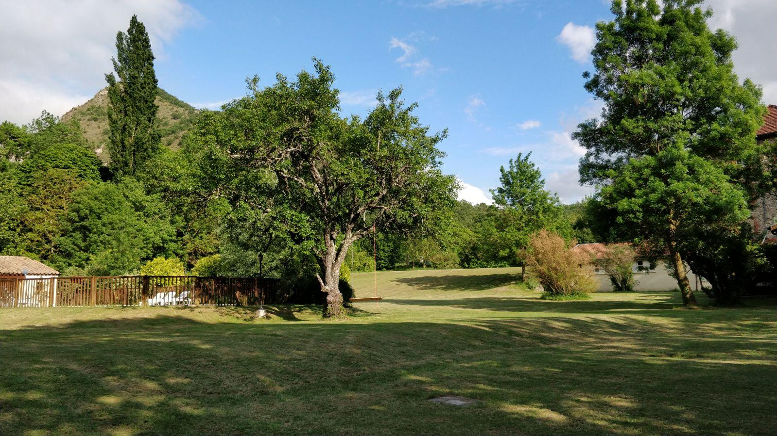 jardin chantebise